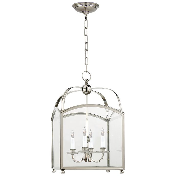 Arch Top Small Lantern - Duvall Atelier