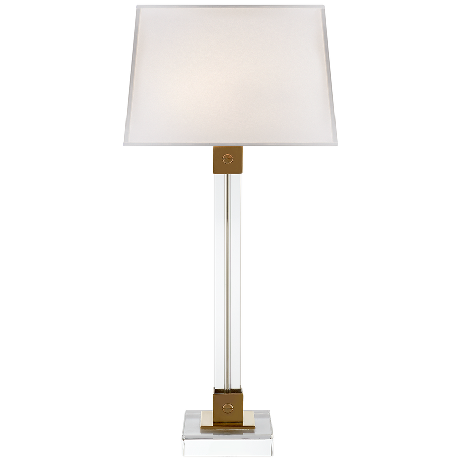 Visual Comfort Varick Table Lamp/ Duvall Atelier