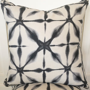 Introducing our ATELIER collection pillows beautifully made in designer fabrics.  22 x 22 Andromeda