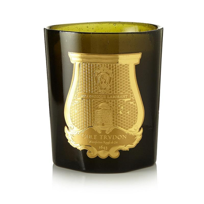TRUDON Great Candle, Ernesto - Leather and Tobacco