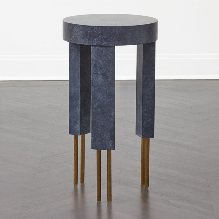 Melange Side Table - Duvall Atelier