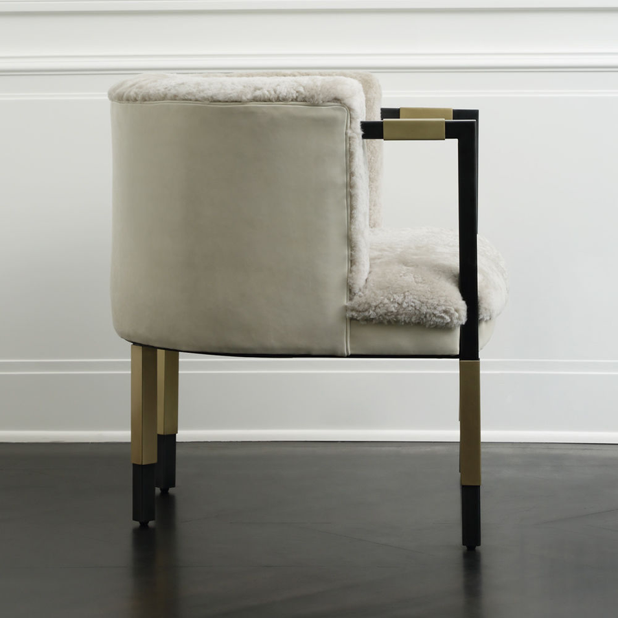 Larchmont Chair - Duvall Atelier