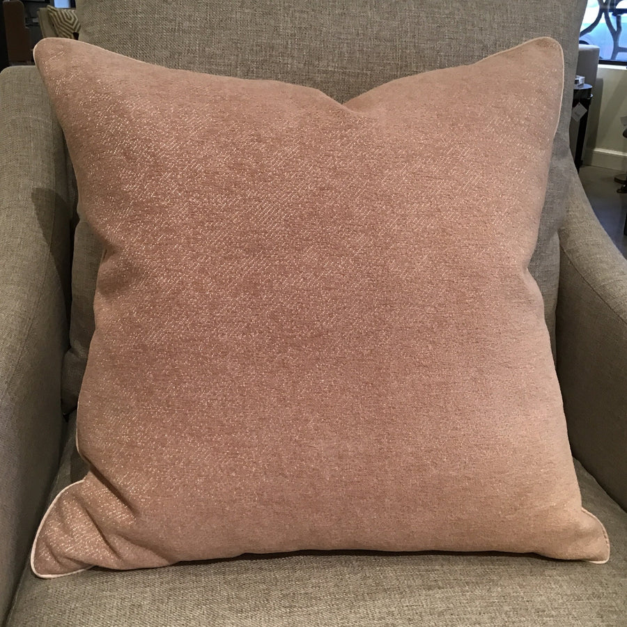 Introducing our ATELIER collection pillows beautifully made in designer fabrics.  22 x 22 Riko Luca Satin