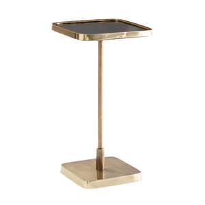 Kaela Square Accent Table - Duvall Atelier