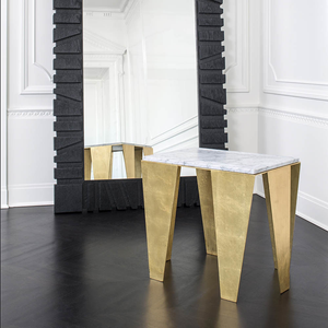 Grafton Side Table - Duvall Atelier
