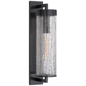 Visual Comfort Liaison Large Bracketed outdoor Wall Sconce/ Duvall Atelier