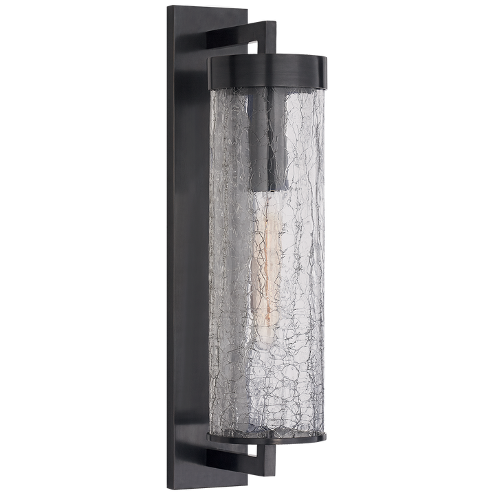 Liaison Large Bracketed Outdoor Wall Sconce