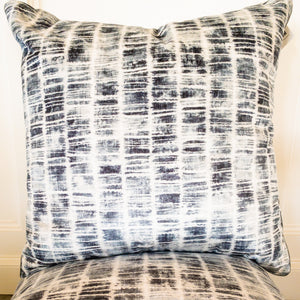 Introducing our ATELIER collection pillows beautifully made in designer fabrics.  22 x 22 Kamakura