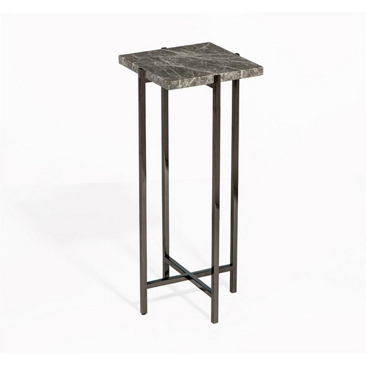 Laurent Square Drink Table - Duvall Atelier