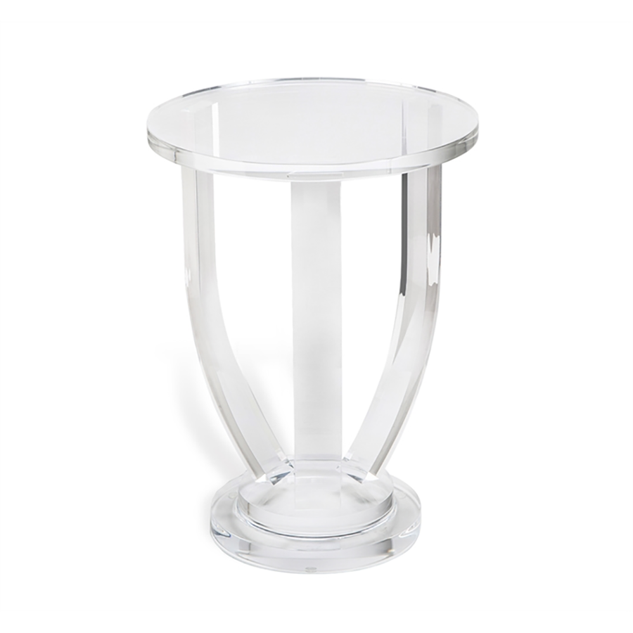 Lila Small Side Table - Duvall Atelier