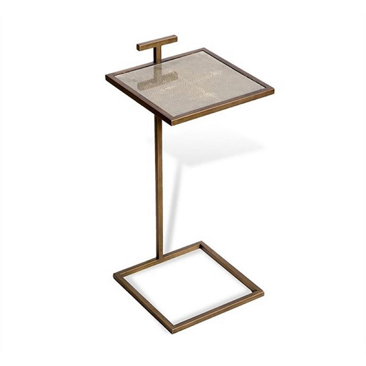 Soren Square Drink Table - Duvall Atelier