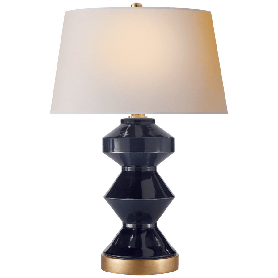 Weller Zig Zag Table Lamp
