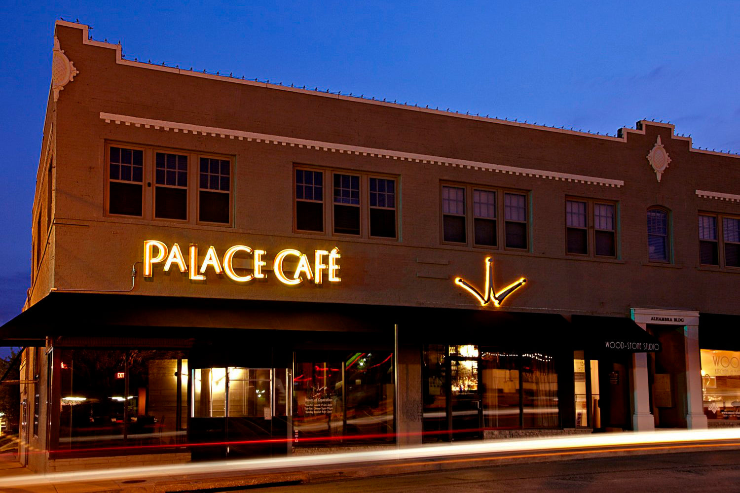 Duvall Architect & Atelier - Palace Cafe, Tulsa, OK