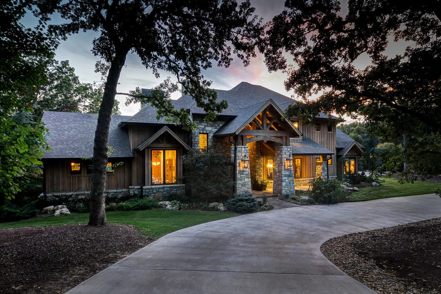 Duvall Architect & Atelier - Tulsa Mountain