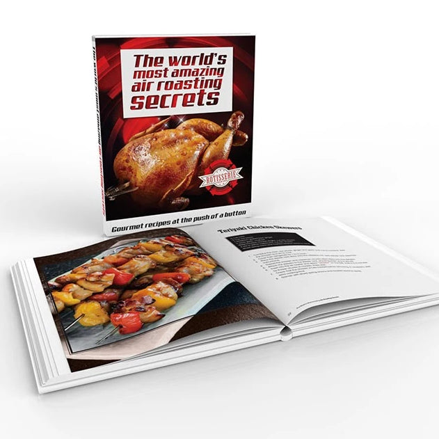 The Worlds Most Amazing Air Roasting Secrets Book
