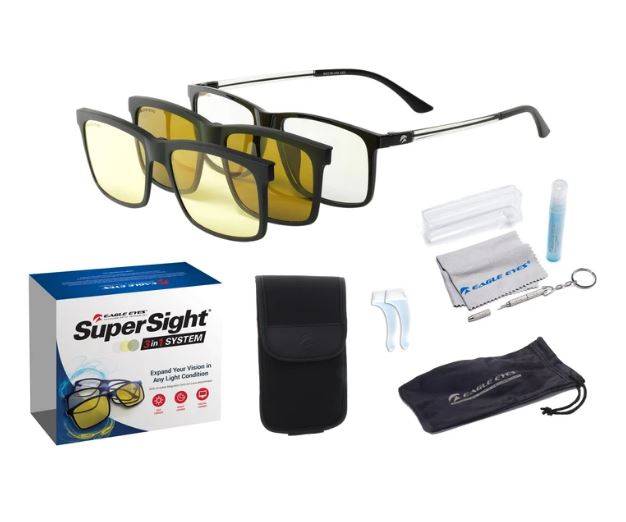Eagle Eyes Super Sight 3 in 1 System