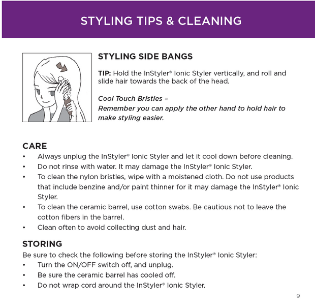 Instyler Cool Touch MultiStyler