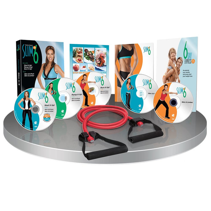 Slim in 6 Workout Set