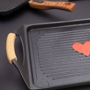 Roasting Grill Tray - Taste The Difference