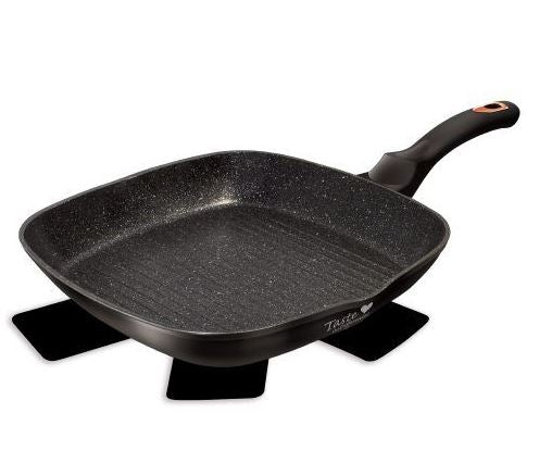 Black Rose Grill Pan - Taste The Difference
