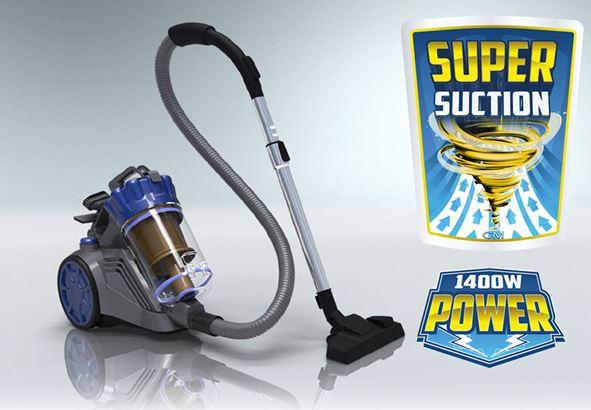 Invictus Compact Vaccum - Buy One Get One Free