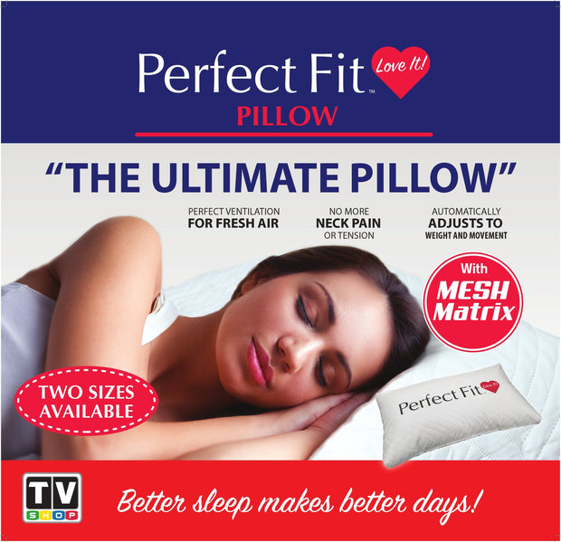 Perfect Fit™ Pillow