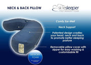 Side Sleeper Pro Memory Foam