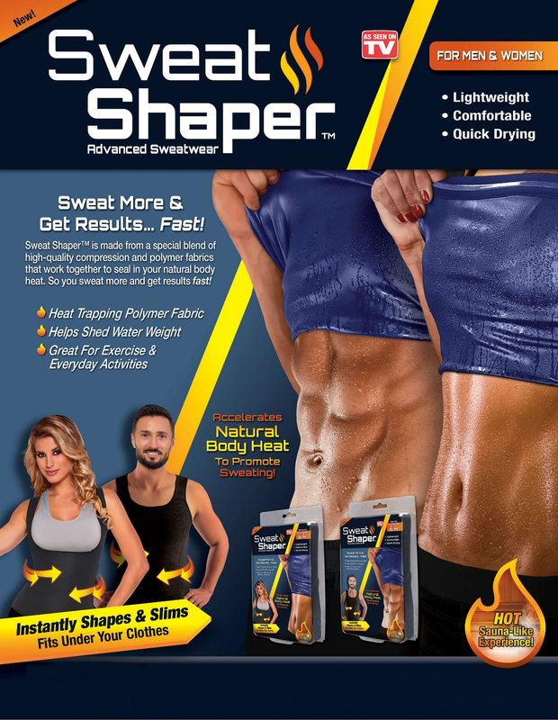 Sweat Shaper Vest