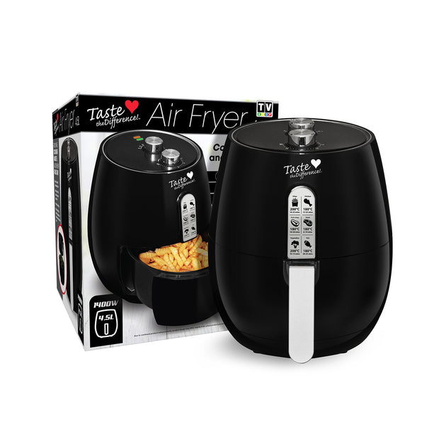 Taste the Difference Air Fryer 4.5L