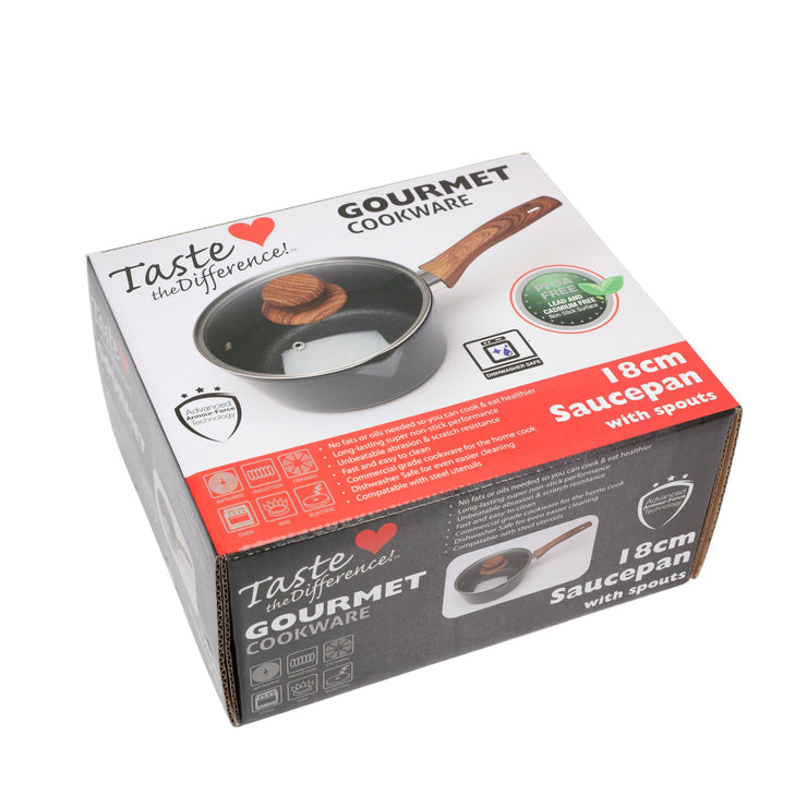 Gourmet Saucepan by Taste The Difference