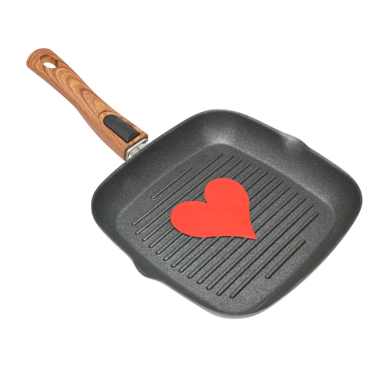Gourmet Grill Pan by Taste The Difference