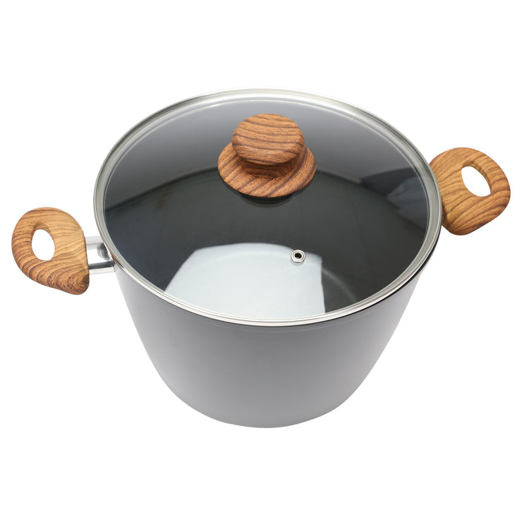 Gourmet Pot with Lid by Taste The Difference
