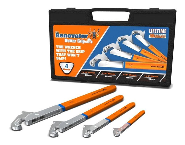 The Renovator Better Grip 4 PC