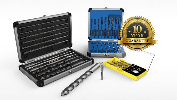 Does It All Drill Bits Pro - TVShop