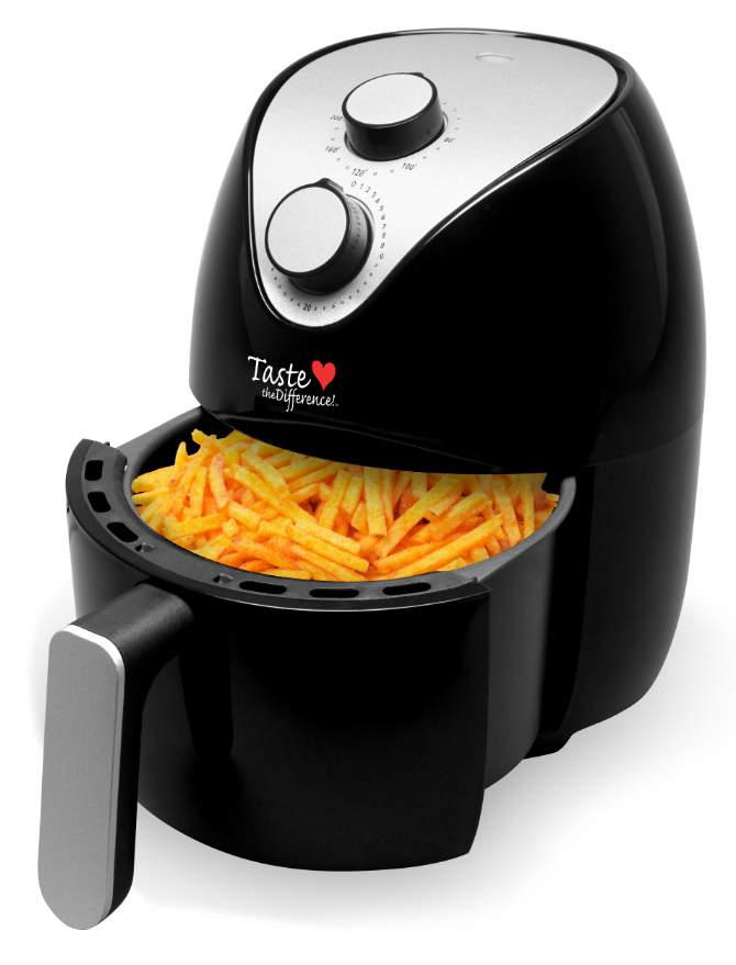 Air Fryer 1.8L - Taste the Difference - TVShop