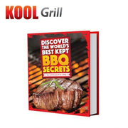 Kool Grill BBQ Recipe Book