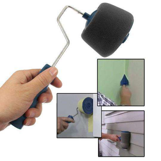 Super Multifunctional Paint Roller Brush - FlareTrends