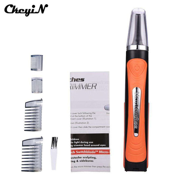 ALL-In-1 MicroTouch Hair Trimmer - FlareTrends