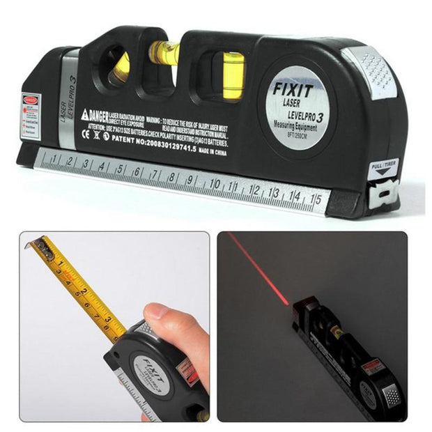 FlareTrends™ Laser Measurement Tape - FlareTrends