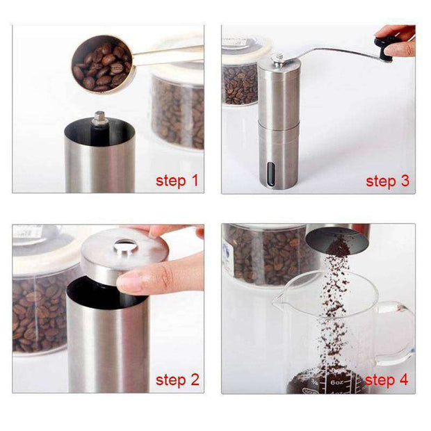 Portable Coffee Bean Grinder - FlareTrends