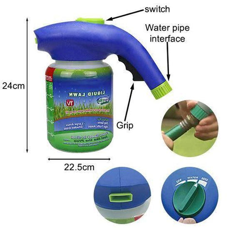 Image of Seed Spray Kettle - FlareTrends