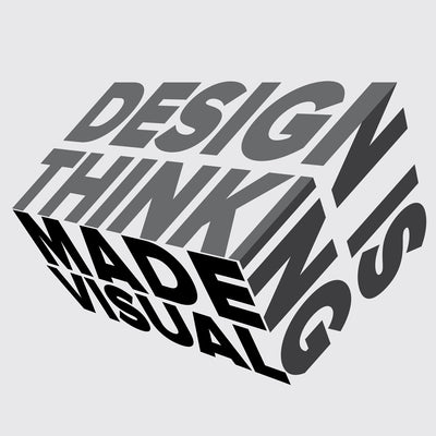 Design is Thinking made Visual Unisex Premium T-Shirt