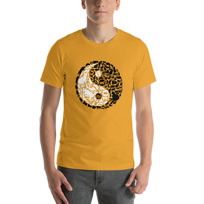 Cat Yin and Cat Yang Unisex Premium T-Shirt