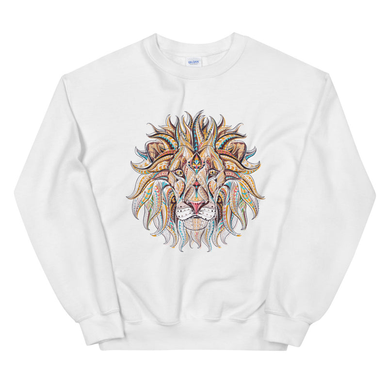 King of the Jungle Unisex Crew Neck Sweatshirt