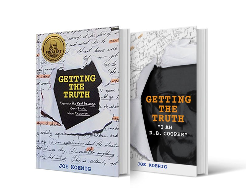Getting the Truth Book Set - 15% off