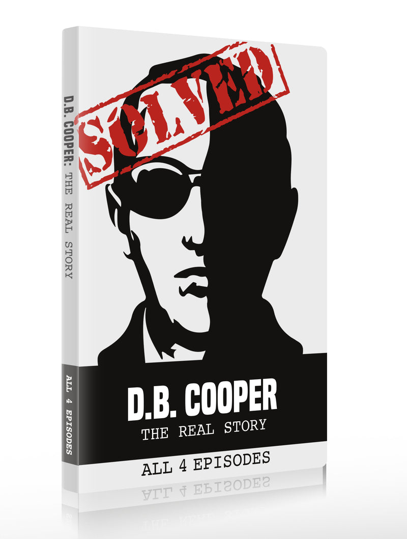 Buy or Rent D.B. Cooper: The Real Story