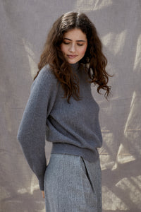 POSSUM SILK MERINO ZOE JUMPER