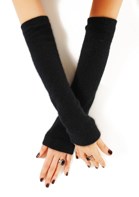 Possum Merino Silk Arm Warmers