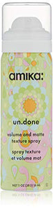 amika Un.done Volume & Texture Spray, 1 oz