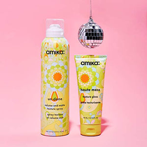 amika Un.done Volume & Texture Spray, 5.3 oz